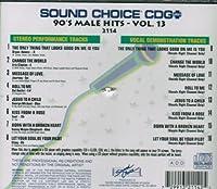 Vol. 13-90's Male Hits