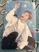防弾少年団 BTS WORLD TOUR 'LOVE YOURSELF' SEOUL DVD 日本版 特典 封入 トレカ フォトカード ジミン JIMIN