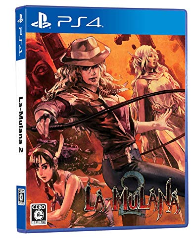 LA-MULANA 2(ラ・ムラーナ2) - PS4