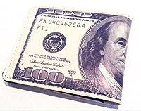 スリム財布デザインクールアメリカUSAドルスタイル財布デザインクールストリートアート財布スタイル