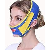 XINGZHE フェイシャルリフティング痩身ベルトフェイス包帯マスク整形マスクフェイスベルトを引き締める薄型フェイス包帯整形マスクフェイスと首の顔を引き締めスリム フェイスリフティングベルト