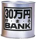メタルバンク30マンエン シルバー