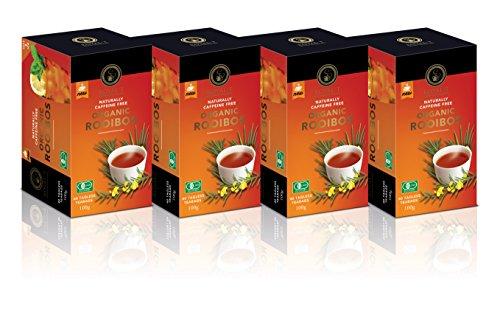 ロイヤル ルイボスティー ティーバッグ 160個入 有機ルイボス茶 (4X100gパック)400g