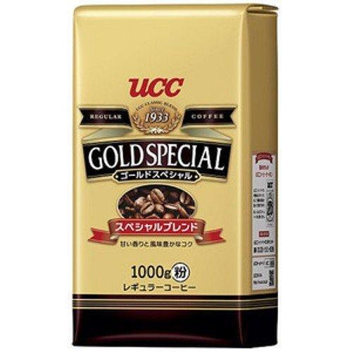 UCC ゴールドスペシャル スペシャルブレンド AP 1000g
