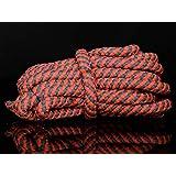 スーパーウォーキングノット / Super Walking Knot -- ロープマジック / Rope Magic / マジックトリック/魔法; 奇術; 魔力 (白-White)