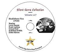 "DVD ""Huckleberry Finn"" (1920) Lewis Sargent, Esther Ralston, Classic Silent Adventure"