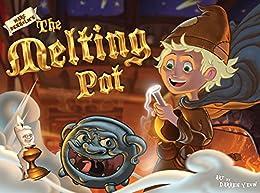 The Melting Pot by [Denholm, Marc]
