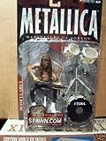 Metallica Harvesters of Sorrow Lars Ulrich McFarlane マクファーレン Action Figure [並行輸入品]