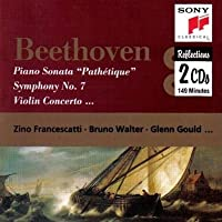 Concerto per violino op 61 (1806) in RE Concerto per piano n.3 op 37 in do (1800?) Sonata per piano n.8 op 13 'Patetica' (1798) in do Missa solemnis op 123 in RE (1819 23) Sinfonia n.7 op 92 in LA (1812)
