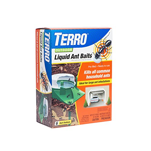 Terro T1806-6 Outdoor Liquid Ant Baits