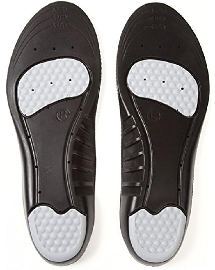 橋脚疫病言うまでもなくHeal foot インソール 人体工学に基づいた衝撃吸収ゲルインソール