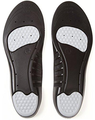 Heal foot インソール 人体工学に基づいた衝撃吸収ゲルインソール (M)