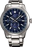 [オリエント]ORIENT 腕時計 ORIENTSTAR オリエントスター ワールドタイム 自動巻 (手巻付き) WZ0021JC メンズ