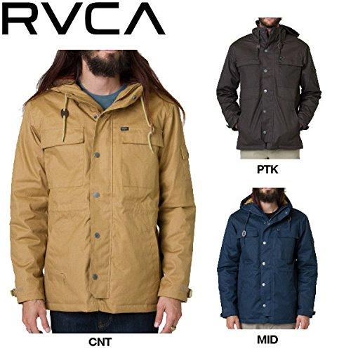 【RVCA】ルーカ 2015秋冬 メンズジャケット ウインドブレーカー 長袖 Ptk M