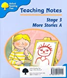 Oxford Reading Tree: Stage 3: More Storybooks: Pack A (6 books, 1 of each title)