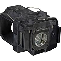eh-tw6600W Epsonプロジェクターランプ交換用。プロジェクターランプアセンブリwith Genuine Original Ushio電球Inside。