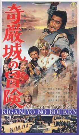 奇厳城の冒険 [VHS]