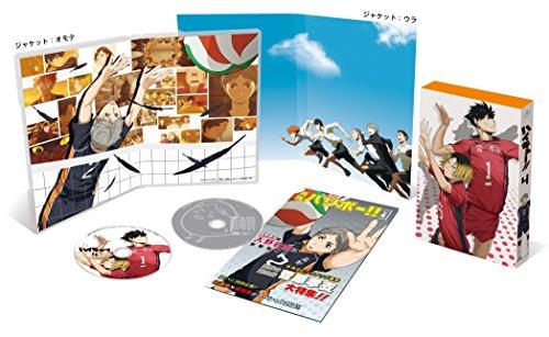 ハイキュー!! vol.4 (初回生産限定版) [DVD]の詳細を見る