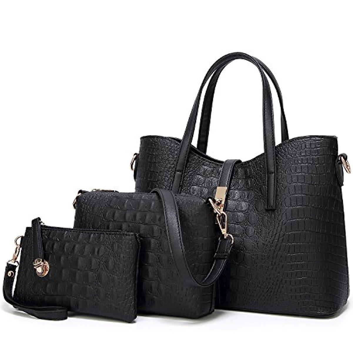 変更可能注釈住人[TcIFE] ハンドバッグ レディース トートバッグ 大容量 無地 ショルダーバッグ 2way 財布とハンドバッグ