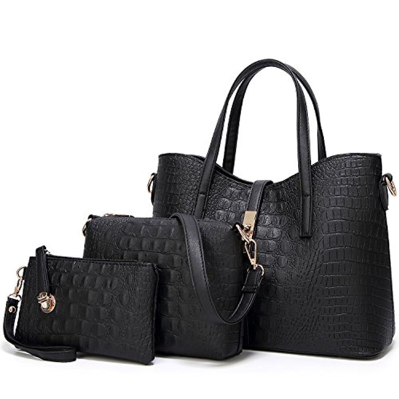 縮約周り定常[TcIFE] ハンドバッグ レディース トートバッグ 大容量 無地 ショルダーバッグ 2way 財布とハンドバッグ