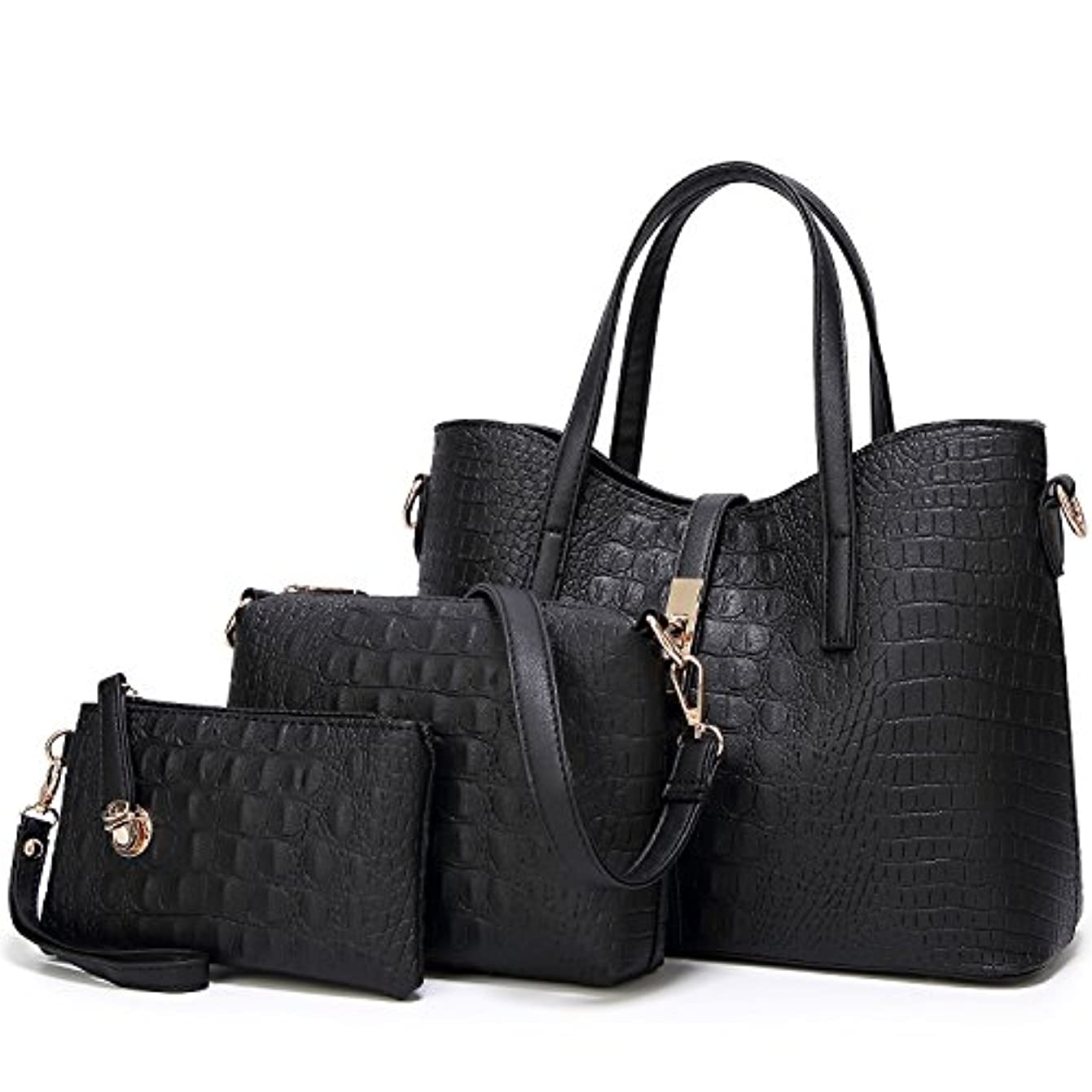 すり減る仕える均等に[TcIFE] ハンドバッグ レディース トートバッグ 大容量 無地 ショルダーバッグ 2way 財布とハンドバッグ