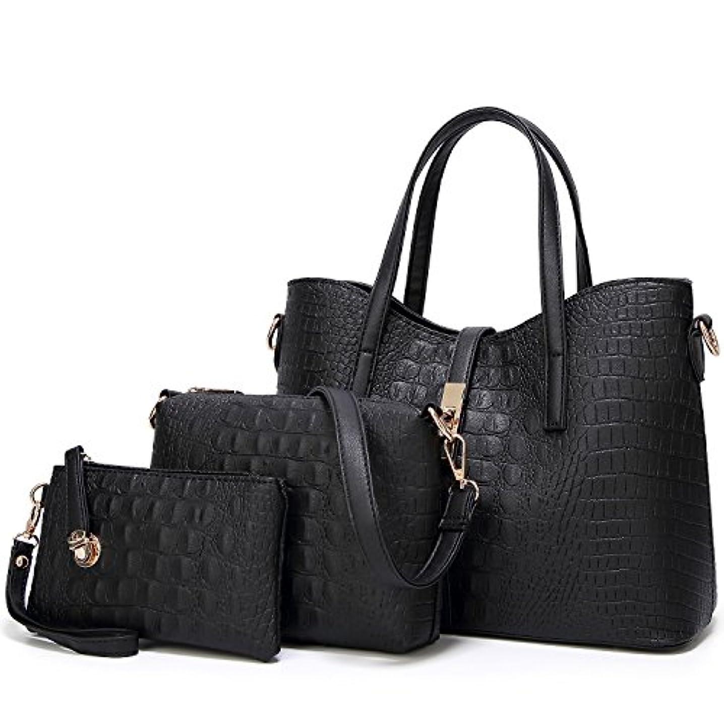 作りほめるについて[TcIFE] ハンドバッグ レディース トートバッグ 大容量 無地 ショルダーバッグ 2way 財布とハンドバッグ