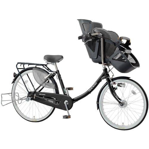 マルイシ(Maruishi) ふらっか~ず スティーナ FRSTP263H ピアノブラック K1E 子供乗せ自転車
