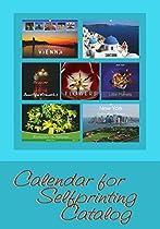 Calendar for Selfprinting Catalog: 2017 (Katalog Book 3) (English Edition)