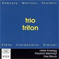 Debussy/Martinu/Poulenc: Klavi