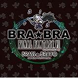 BRA★BRA FINAL FANTASY VII BRASS de BRAVO with Siena Wind Orc…