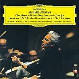 R.シュトラウス:オーボエ協奏曲、ホルン協奏曲第2番