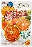 明治 果汁グミ温州みかん 51g×10袋