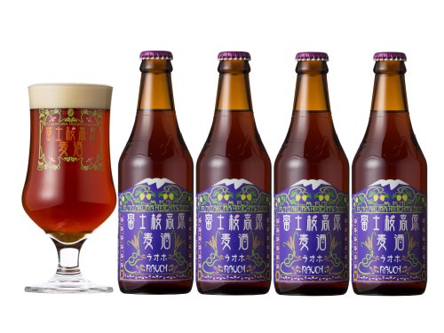 富士桜高原麦酒ラオホ4本セット