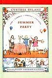 Summer Party (Cobble Street Cousins (Prebound))