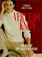Very Easy Knits: The Best of Very Easy Very Vogue (Vogue knitting)