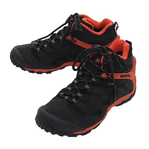 [해외][메렐] 트레킹 슈즈 카멜레온 7 미드 고어 텍스 남성 J98281/[Merrell] Trekking Shoes Chameleon 7 Mid Gore-Tex Mens J 98281
