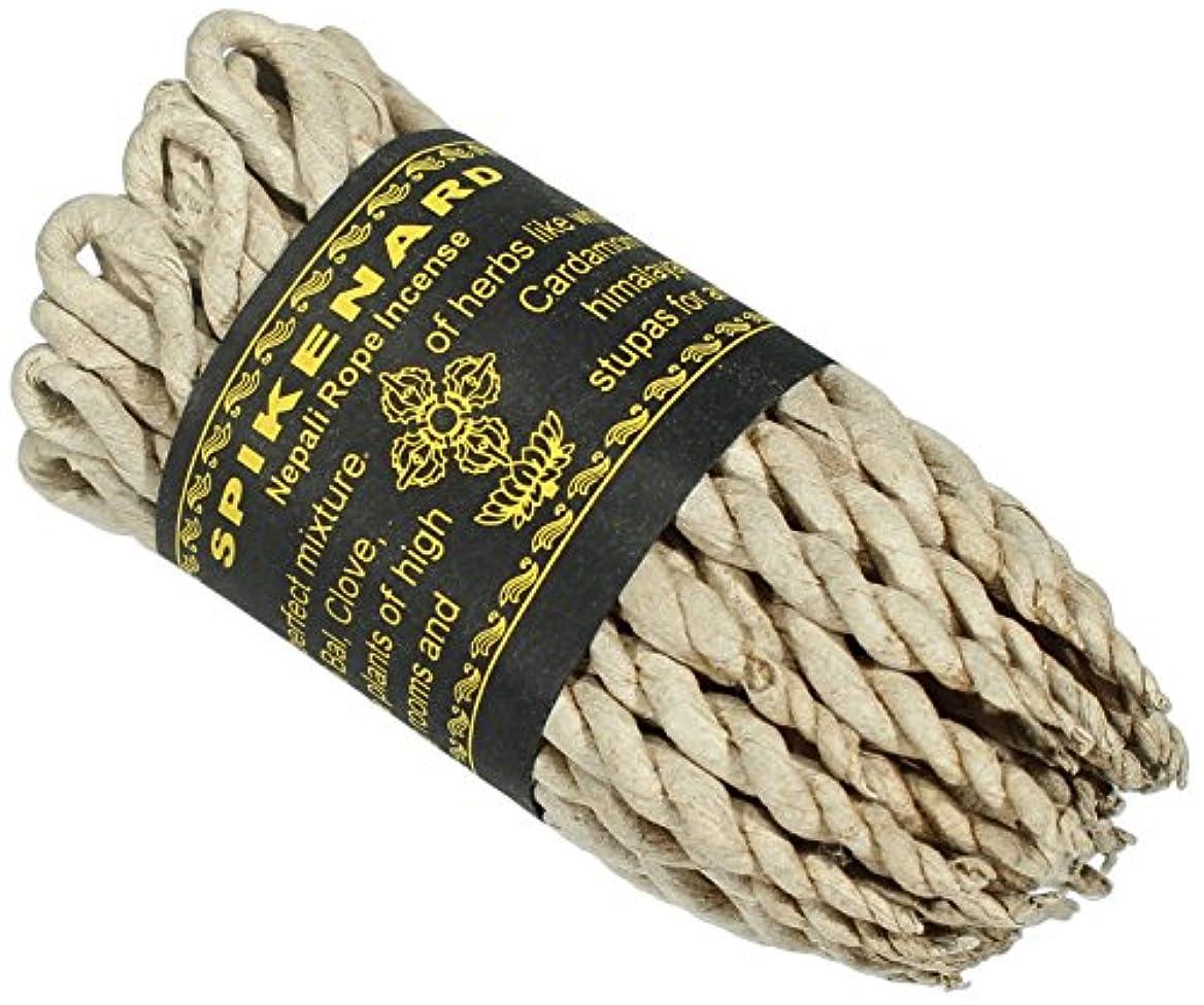 不実位置づける脚本ネパール語Spikenard Rope Incense