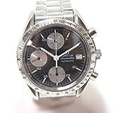 (オメガ)OMEGA 3511.50 スピードマスター デイト クロノグラフ 腕時計 SS メンズ 中古