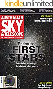 Sky and Telescope - Finding the First Stars (English Edition)