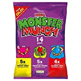 Walkers Monster Munch - Variety (12x22g) 歩行モンスタームンク - 多様な( 12X22G )