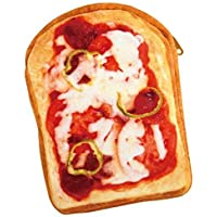 【まるでパンみたいな】ショルダーポーチ (ピザトースト)