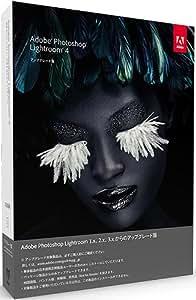Adobe Photoshop Lightroom 4 アップグレード版 Windows/Macintosh版