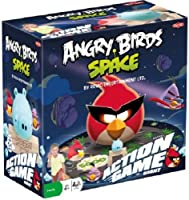 [タクティックゲーム]Tactic Games US Angry Birds Space Giant Action Game 40980 [並行輸入品]