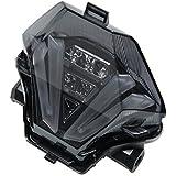 【テール】LEDテールライト ウィンカー内蔵 YZF-R25 YZFR25 JBK-RG10J YZF-R3 YZFR3 EBL-RH07J MT-25 MT25 JBK-RG10 MT-03 MT03 EBL-RH07J MT-07 MT07 EBL-RM07J スモークテール ビルトインテール LEDウィンカー LEDウインカー ファイバーテール