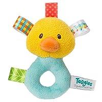 "Taggies Barnyard Rattle 5""–Duck"