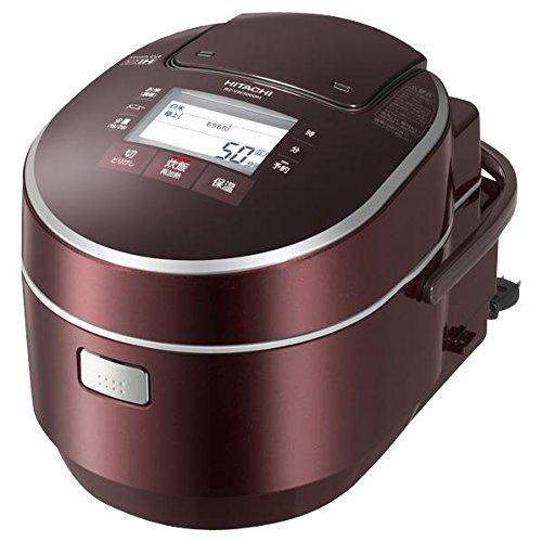 日立IHジャー炊飯器打込鉄釜ふっくら御膳5.5合マグノリアRZ-VW3000MV