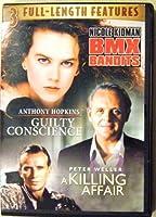 3 Full-Length Features: BMX Bandits/Guilty Conscience/A Killing Affair [並行輸入品]
