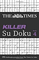 The Times Killer Su Doku Book 4