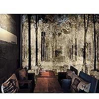 壁紙抽象レトロアートテクスチャ壁まだらにされた壁画大背景壁壁画写真壁紙 250x160cm