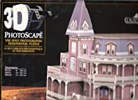 3D Photoscape - The Only Photographic Dimensional Puzzle [並行輸入品]
